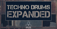 Datacode   techno drums expanded   banner