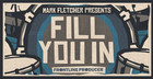 Mark Fletcher - Fill You In