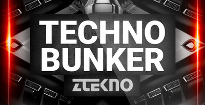 Ztekno techno bunker underground techno royalty free sounds ztekno samples royalty free 1000x512