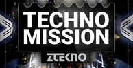 Ztekno techno mission underground techno royalty free sounds ztekno samples royalty free 1000x512
