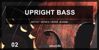 Upright bass 2 banner