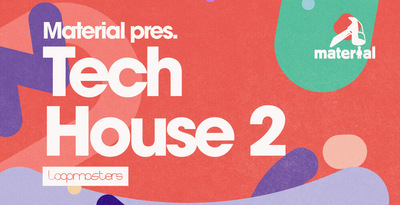 Royalty free tech house samples  deep techy bass loops  punchy drums  phat synth loops  tech house top loops rectangle