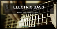 Electric bass 2 banner