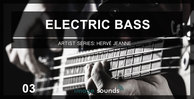 Electric bass 3 banner