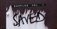 Saved samples banner