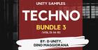 Unity Records - Techno Bundle 3