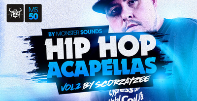 Royalty free rap vocal samples  vocal adlibs  acapella stems  rap lead vocals  mc scorzayzee rectangle