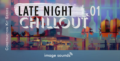 Late night chillout 1 banner