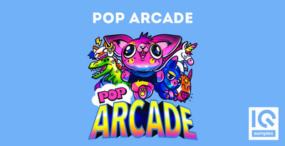 Iq samples   pop arcade 1000x512 web