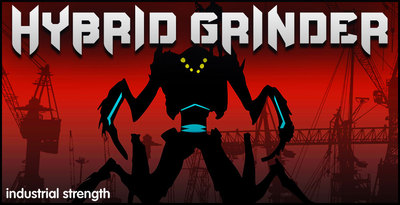 4 hybrid grinder drum loops experimental drum n bass hardcore sound design fx one shots industrial 1000 x 512 v4 web
