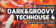 Dark and groovy techhouse 4 512web
