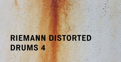 Riemann distorted drums 4 loopmastersweb