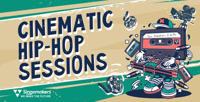Cinematic hip hop sessions 1000 512