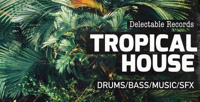Delectable records tropical house 512web
