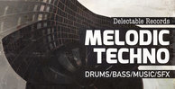 Delectable records melodic techno 512web