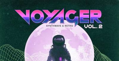 Production master   voyager 2   synthwave   retro   cover 1000x512web
