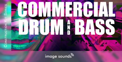 Commercial drum and bass 1 banner