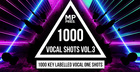 1000 Vocal Shots Vol. 3