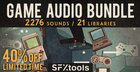 SFXtools Game Audio Bundle