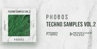 Phobos techno samples vol1 banner
