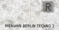 Riemann berlin techno 2 cover artwork loopmasters