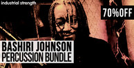 4 bashiri johnson percussion live sessions loops drums bass one shots live music samples 1000 x 512 web