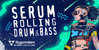 Singomakers serum rolling drum bass 1000 512