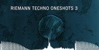 Riemann Techno Oneshots 3 Artwork Loopmastersweb