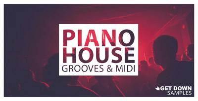 Piano house vol 1 loopmastersweb