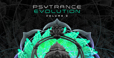 Production master   psytrance evolution 2   artwork 1000x512web