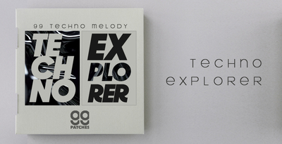 99 patches techno explorer 1000 512