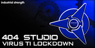 4 virus ti lockdown hard dance 404studio acsess virus ti sound bank trance  rawstyle gabber hardcore rave synths fx bass leads 512 web