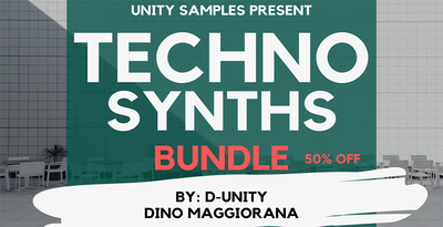 1000x512 techno synths bundle