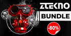 Ztekno bundle underground techno royalty free sounds ztekno samples royalty free 512 web