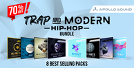 Trap   modern hip hop bundle 1000x512