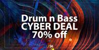 Thumbnail lp24   drum n bass cyber deal 1000x512 lores