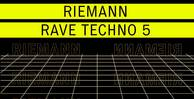 Riemann rave techno 5 artwork loopmastersweb