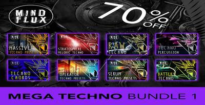 Mind flux mega techno bundle 1web