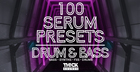 100 Serum Presets - Drum & Bass