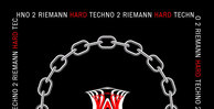 Riemann Hard Techno 2 Artwork Loopmastersweb