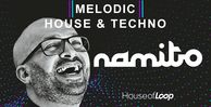 Namito melodic techno house 100x512 low quality