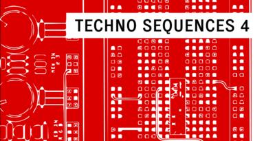 Riemann Techno Sequences 4 Artwork