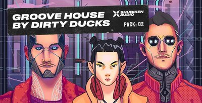 Groove house by dirty duck  cover 100kb2