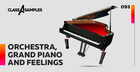 Orchestra Grand Piano & Feelings