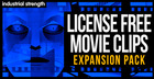 License Free Movie Clips Expansion