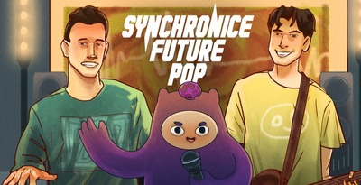 Synchronice future pop   cover loopmasters