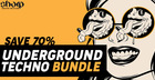Sharp   underground techno bundle 512 web