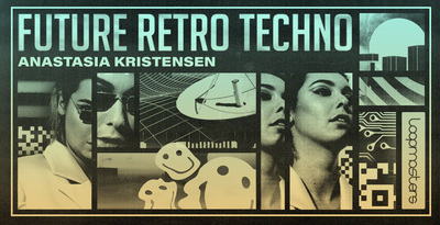 Royalty free techno samples  industrial techno drums  loops  analogue bass sounds  techno lead synth loops  rave sfx  anastasia kristensen music at loopmasters.comx512