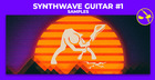 Synthwave Guitar Samples