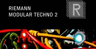 Riemann modular techno 2 loopmasters artwork